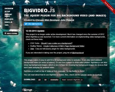 BigVideo.js