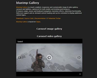 blueimp Gallery