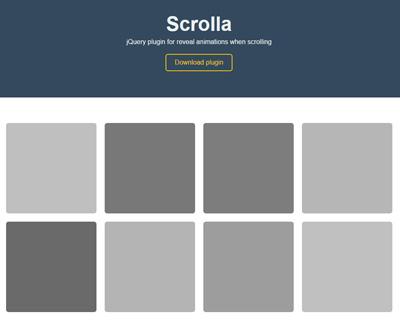 jquery-scrolla