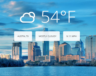 simpleWeather - jQuery Plugin