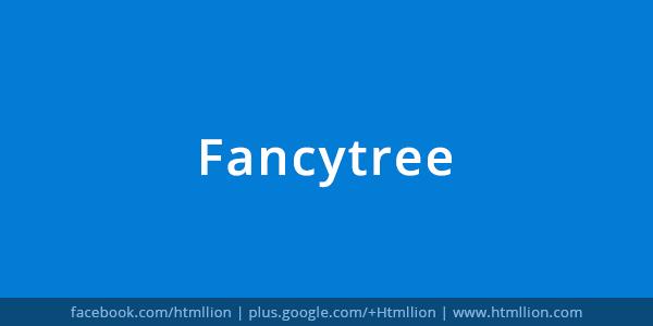 Fancytree jQuery Dynamic Tree View Plugin - HTML Lion
